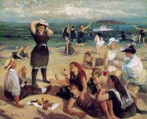 a study of robert henri and the ashcan school Read and learn for free about the following article: the ashcan school, an introduction.