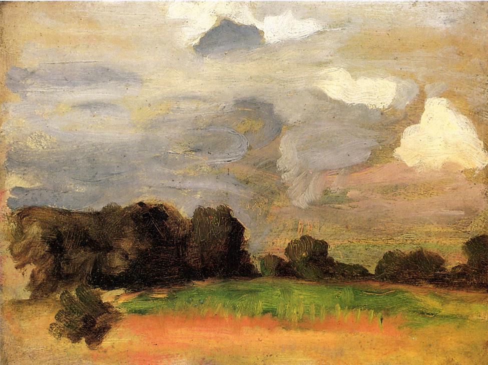 Landscape Paintings of... Thomas Eakins Paintings