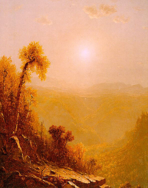 Landscape Painting - Cover