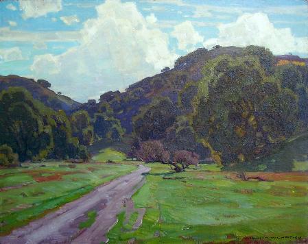 wendt-The-Green-Earth-San-Juan-Capistrano-1923
