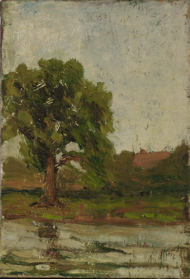 anshutz_landscape_with_tree_building_and_water_pafa