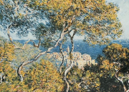 Monet_-_Bordighera-1884