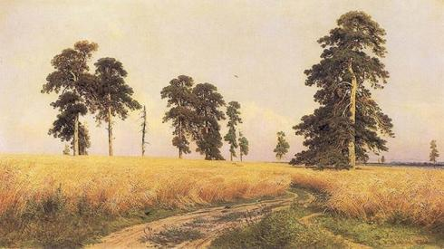 Shishkin-The-Rye-Field-1878