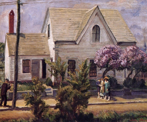 sloane-street-lilacs-noon-sun-1918