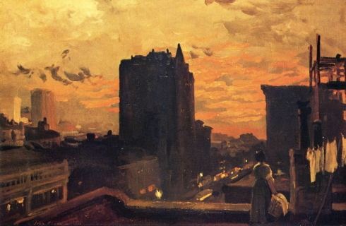 sloane-sunset-west-twenty-third-street-1906