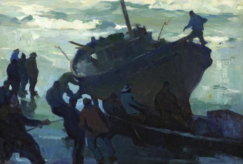hansen-fishermen-salvaging-a-wreck