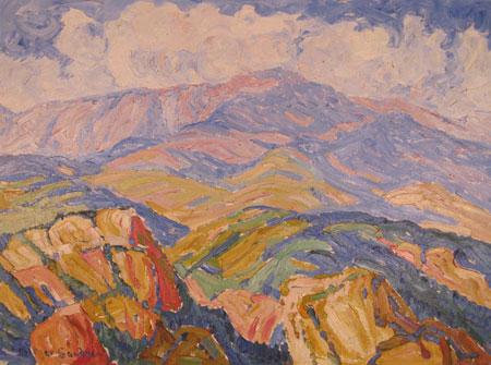 sandzen-Pikes-Peak