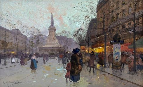 Galien-Laloue-place-de-la-Republique2